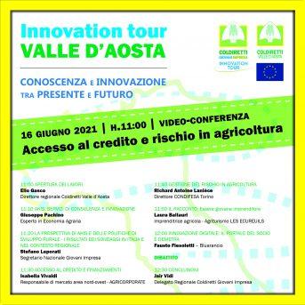 Innovation Tour Valle d'Aosta